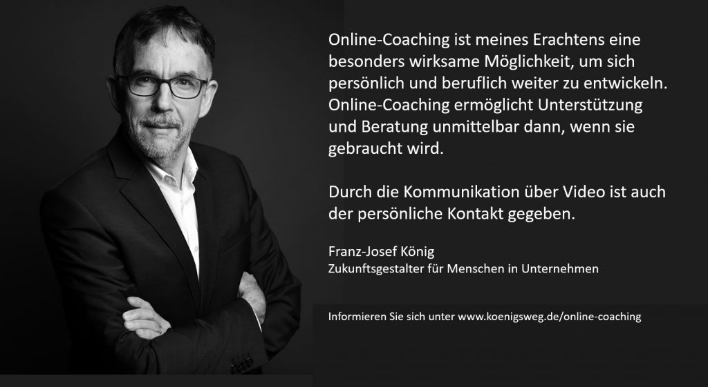 Online-Coaching per Video